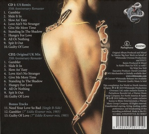 Whitesnake - Slide It In (1984) (35th Anniversary Edition, 2019) FLAC