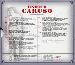 Enrico Caruso — The Complete Recordings (12 CD Box Set) (2004) Mp3