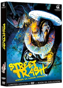 Street trash - Horror in bowery street (1987) [Limited Edition] 2x DVD9 Copia 1:1 ITA-ENG