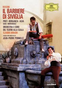 Rossini - Il barbiere di Siviglia - Claudio Abbado, Orchestra del Teatro alla Scala (2005) DVD9 ITA