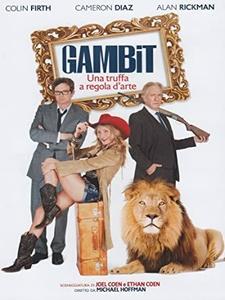 Gambit - Una truffa a regola d'arte (2012) DVD9 COPIA 1:1 ITA-ENG