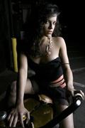 Мишель Родригес (Michelle Rodriguez) Flaunt Magazine Photoshoot 2004 (18xHQ) MEY8D7_t