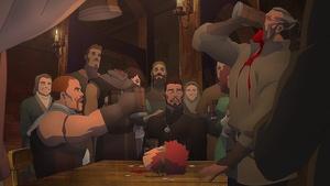 Wiedźmin: Zmora Wilka / The Witcher: Nightmare of the Wolf (2021) 1080p.WEB-DL.x264.AC3-alE13 / Lektor, Dubbing i Napisy PL