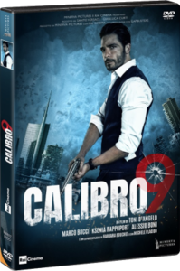 Calibro 9 (2020) DVD5 CUSTOM ITA