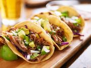 Мексиканская еда, тако / Mexican tacos ME66LW_t