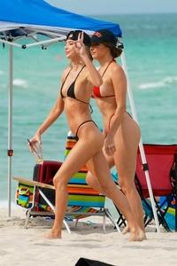 celeste-bright-in-a-black-bikini-at-the-beach-in-miami-06-16-2021-7.jpg