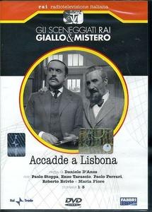 Accadde a Lisbona - Miniserie TV (1974) [Completa] .avi DVDRip MP3 ITA