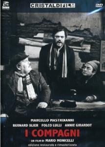 I compagni (1963) DVD9 ITA
