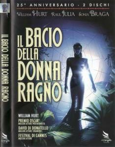 Il bacio della donna ragno (1985) (Anniversary edition) 2 XDVD9 COPIA 1:1 ITA-ENG