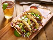 Мексиканская еда, тако / Mexican tacos ME66M0_t