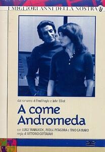 A come Andromeda - Miniserie TV (1972) [Completa] .mkv DVDRip AC3 ITA