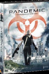 Pandemic (2016) DVD5 CUSTOM ITA