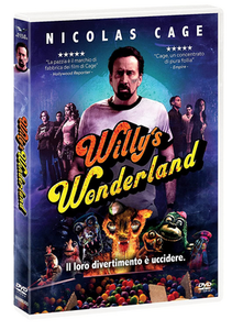 Willy's Wonderland (2021) DVD5 CUSTOM ITA