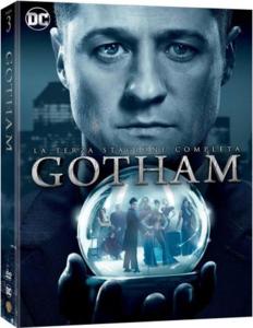 Gotham - Stagione 3 (2014–2019) [ Completa ] 6 x DVD9 COPIA 1:1 ITA ENG TED