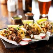 Мексиканская еда, тако / Mexican tacos ME66LN_t