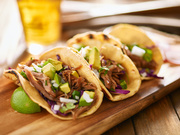 Мексиканская еда, тако / Mexican tacos ME66LX_t