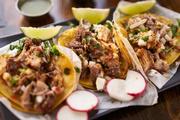 Мексиканская еда, тако / Mexican tacos ME66LQ_t