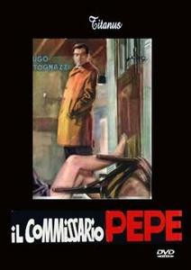 Il commissario Pepe (1969) [Restaurato] DVD9 COPIA 1:1 ITA