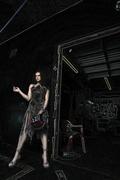 Мишель Родригес (Michelle Rodriguez) Flaunt Magazine Photoshoot 2004 (18xHQ) MEY8D4_t