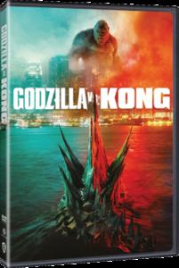 Godzilla vs. Kong (2021) DVD5 CUSTOM ITA