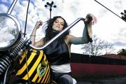 Мишель Родригес (Michelle Rodriguez) Flaunt Magazine Photoshoot 2004 (18xHQ) MEY8D0_t