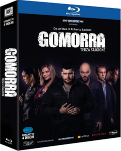 Gomorra - La Serie - Stagione 3 (2018) [Completa] Bluray 1080p AVC Ita DTS-HD 5.1 MA